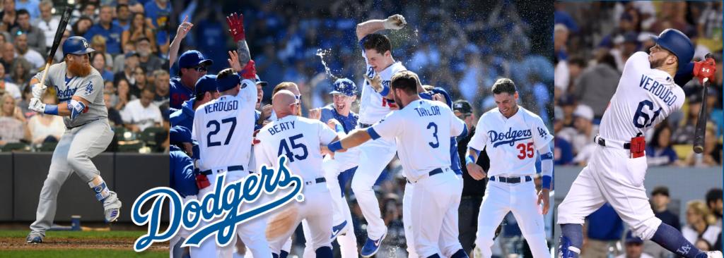 Los Angeles Dodgers schedule