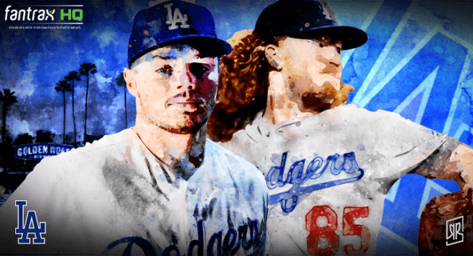 Los Angeles Dodgers vs. Washington Nationals [CANCELLED] at Dodger Stadium