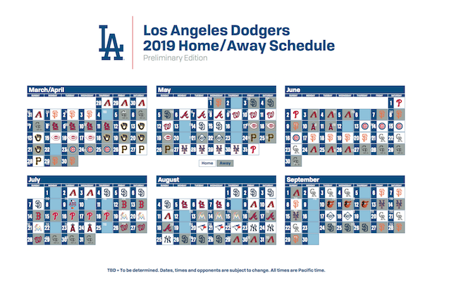 National League Division Series: Los Angeles Dodgers vs. TBD -  Home Game 1 (Date: TBD - If Necessary) at Dodger Stadium