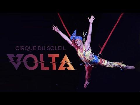 Cirque du Soleil - Volta at Dodger Stadium