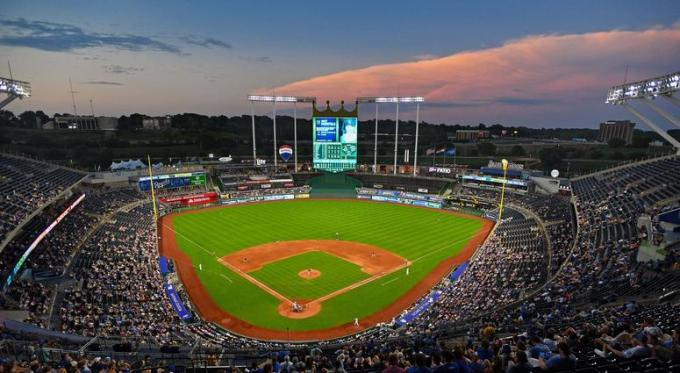 Spring Training: Kansas City Royals vs. Los Angeles Dodgers at Dodger Stadium
