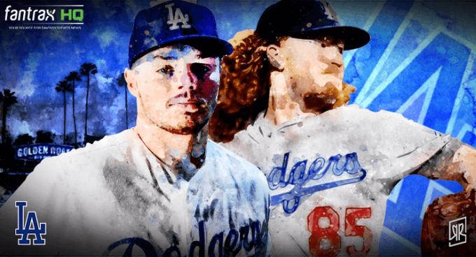 Los Angeles Dodgers vs. Washington Nationals [CANCELLED] at Dodger Stadium