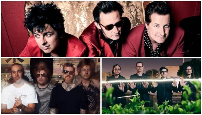Hella Mega Tour: Green Day, Fall Out Boy, Weezer & The Interrupters at Dodger Stadium